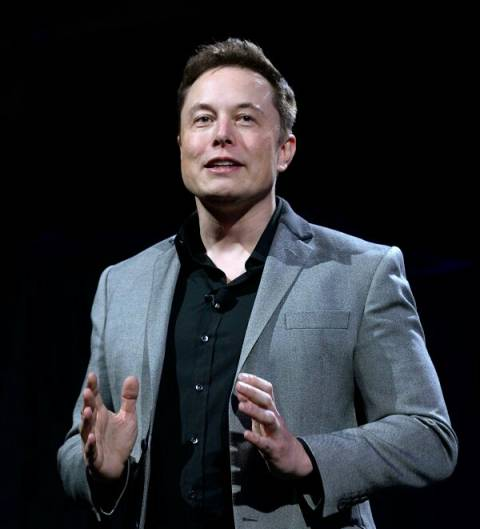 Elon Musk Biography Founder Of Spacex Tesla