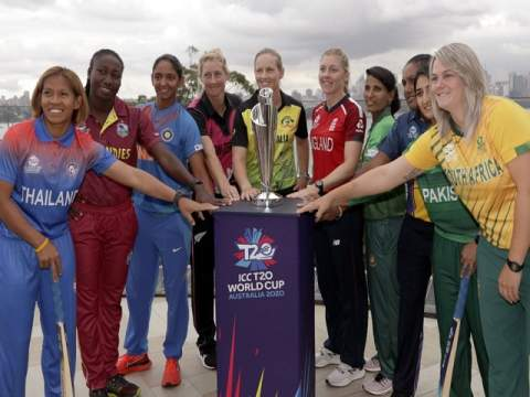 Women's t20 world cup india, ! ICC Women's t 20 world cup 2020