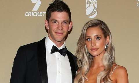 Australian Captain Tim Paine Made Big Disclosure About His Wife Bonnie And Rishabh Pant